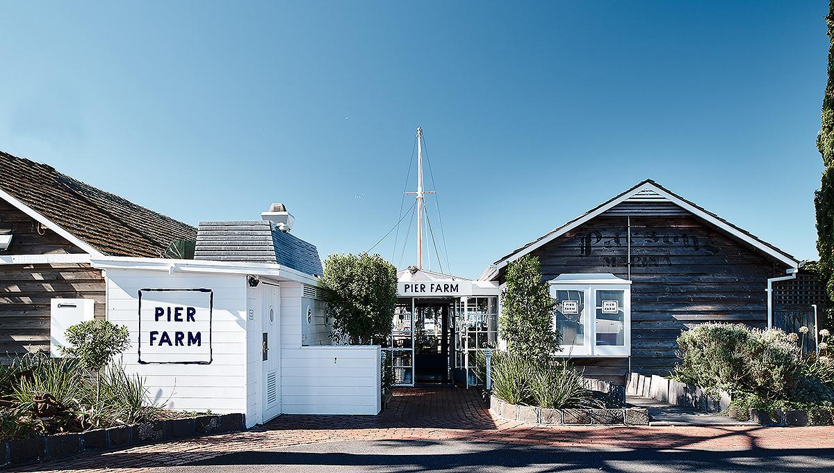 Melbourne Waterfront Function Venue With Views Pier Farm